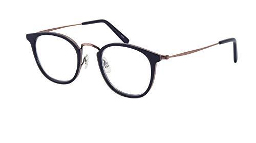 MasunagaEyeglasses GMS 827 23 Black/Brown48-21 -Unisex