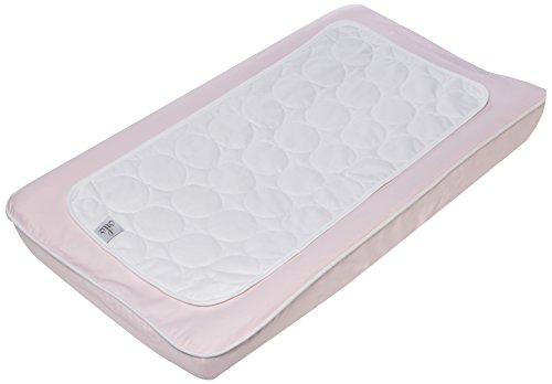 Oilo Changing Pad Cover & Topper Kit, Blush