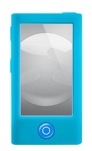 Switcheasy Colours - SwitchEasy Colors Silicone Case for iPod nano 7G (Blue)