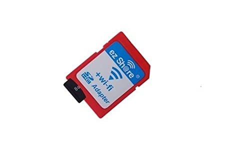EZ Share WiFi SD Adaptador Disponible para DC/DV/DSLR/DPF, etc ...