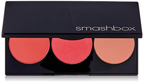 - Smashbox L.A. Lights Blush & Highlight Culver City Coral Palette