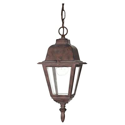 Nuvo Lantern with Clear Glass