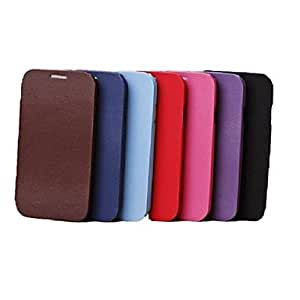 Zaki-Ultra-Thin Squirrel pattern Luxury Leather Case for Samsung Galaxy S4 I9500 (Assorted Colors)