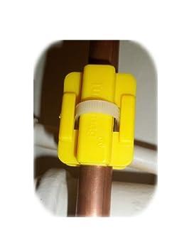 1 par x cierre magnético acondicionador de agua para quitar la cal