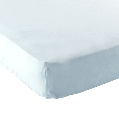 Fitted Cradle Sheet in Blue, Health Care Stuffs