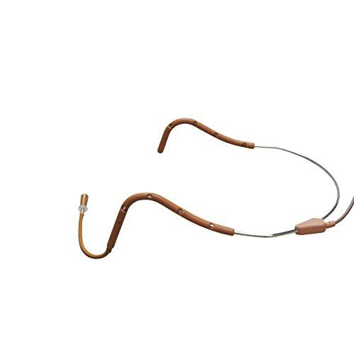 (Av Jefes Dual Earhook Headset Microphone for Shure Wirelss Mic.)