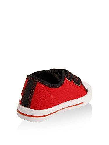 Sportif pour Garçon DISNEY CA250713-B2351 BLACK-RED