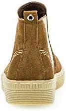 Gabor Femme Bottines, Dame Chelsea Boot, Bottes,Demi-Bottes,Bottes à la Cheville,Bootie,enfilez des Bottes,Plat,Cognac (Natur),40 EU / 6.5 UK