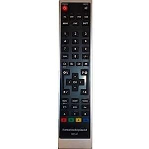 Toshiba 20AR33 Reemplazo mando a distancia sólo de RemotesReplaced