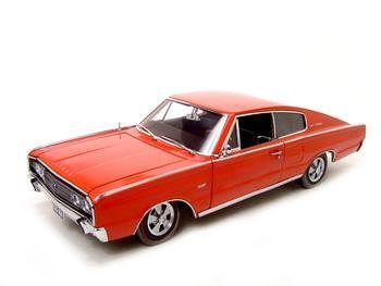 Ertl Dodge Diecast Model (1966 DODGE CHARGER ERTL AUTHENTICS 1:18 DIECAST MODEL)