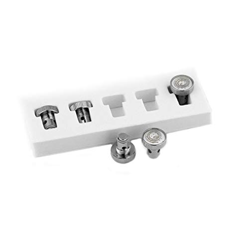 5Pcs E-V-O-L-V-E D Quartz Dual C-o-i-l-s Replacement Coils (one Size)