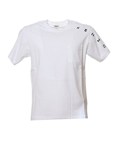 kenzo-mens-f755ts0884sg01-white-cotton-t-shirt