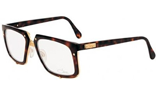 Cazal Eyeglasses CZ 643 HAVANA 7 (Cazal Eyewear Mens Eyeglasses)