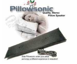 Pillowsonic Président oreiller Stereo