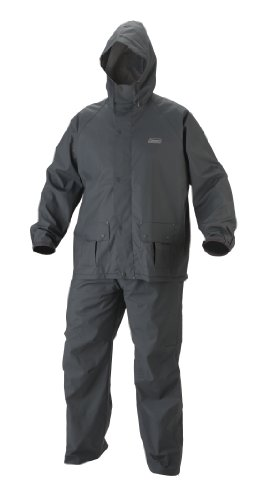 0.35 Mm Pvc Rainsuit - 1