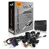 idatalink VWX000A Remote Start Volkswagen & Audi 2006-up, 3xlock Plug & Play VWX000A