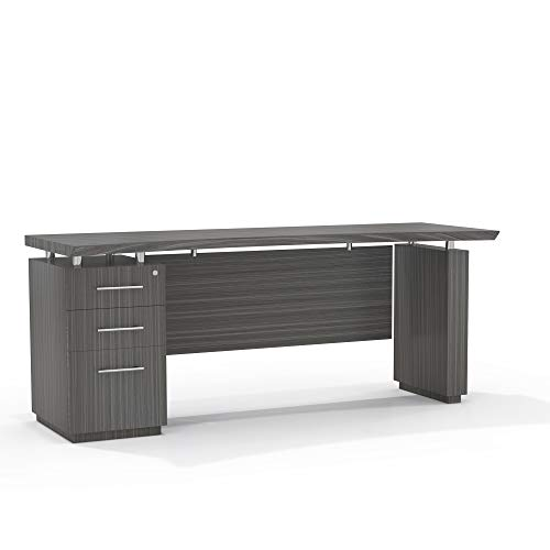 Mayline STC72BTDW Sterling Desk, 72