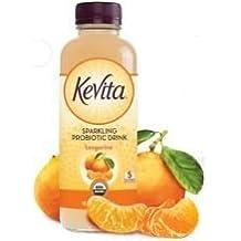 Kevita Organic Tangerine Probiotic Drink, 15.2 Fluid Ounce -- 12 per case.