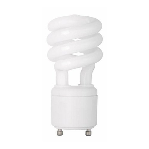 TCP 33113SP 13W 120V 2700K 850 Lumens Non-Dimmable Indoor/Outdoor CFL GU24 (Pack of 12)