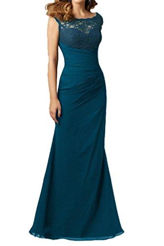 TOSKANA BRAUT - Vestido - Estuche - para mujer Tinte Blau
