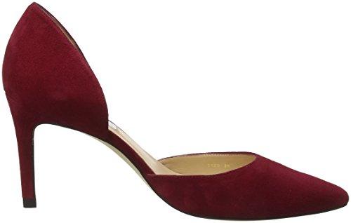 Lk Bennett Damen Flossie Pumps Rot (red-papavero)