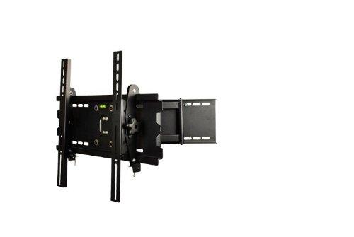 M-Mount Articulating Full Motion Multi Position TV Tilt Swivel Wall Mount for 23-65 inch ATC LCD LED Plasma Load Capacity 88lbs VESA 670x438mm(560A)