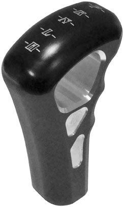 (ModQuad Gear Shift Knob Grip Black RZR-GRIP-BLK)