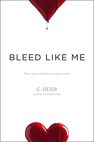 book cover of Bleed Like Me