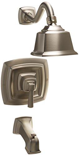 MOEN INC/FAUCETS 82830SRN Single Tub/SHWR Faucet