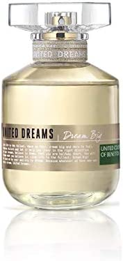 United Colors of Benetton United Dreams Dream Big Edt Spray For Women 2.7 oz