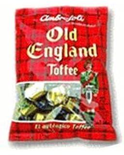 Ambrosoli Old England Toffee Chilean Candies 4.59 oz.
