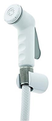 ME Handheld Toilet Bathroom ABS Bidet Diaper Shower Spray Sprayer Faucet