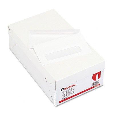 Window Business Envelope, #6 3/4, 3 5/8 X 6 1/2, White, 500/box
