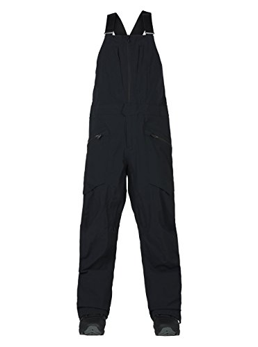 (Burton Men's AK Gore-Tex 3L Stretch Freebird Bib Pant, True Black W19,)