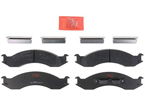 TRW TPM0557 Premium Semi-Metallic Brake Pads