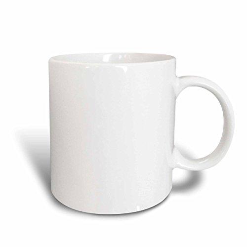 3dRose mug_159881_2 Colorless Ceramic 15 Ounce