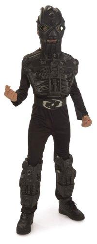 Bionicles Black Toa Costume - Child