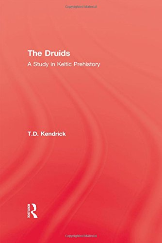 Druids (Kegan Paul Library of Arcana) by Routledge