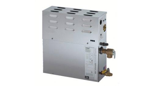 Mr. Steam SAH4500C1 Steam At Home 4.5-Kilowatt 240-Volt 1-Ph Steam Bath Generator with Control and Aroma Steam Head