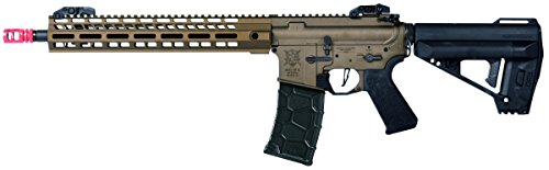Avalon VFC Elite Force VR16 Saber Carbine M-LOK - Bronze Airsoft (Vfc Full Metal)