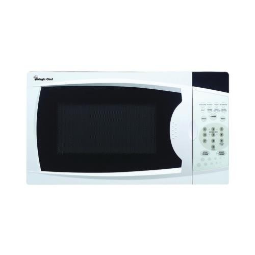 Magic Chef Mcm770w .7 Cubic-Ft, 700 W microondas con toque ...