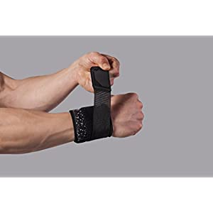 Rehabz Pro Performance Wrists Brace for Support and Wrap for Weak Wrists, Unisex, One size fits all