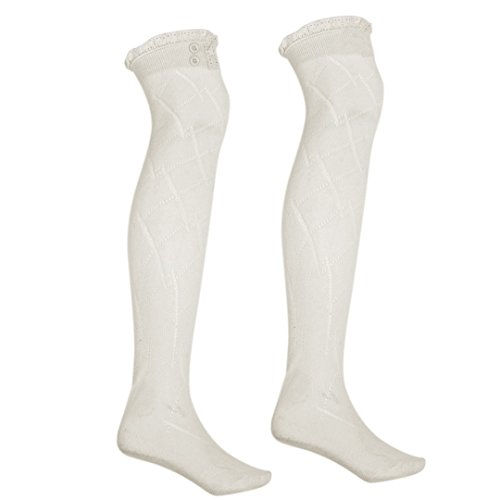 DDLBiz Cotton Women Stocking Socks