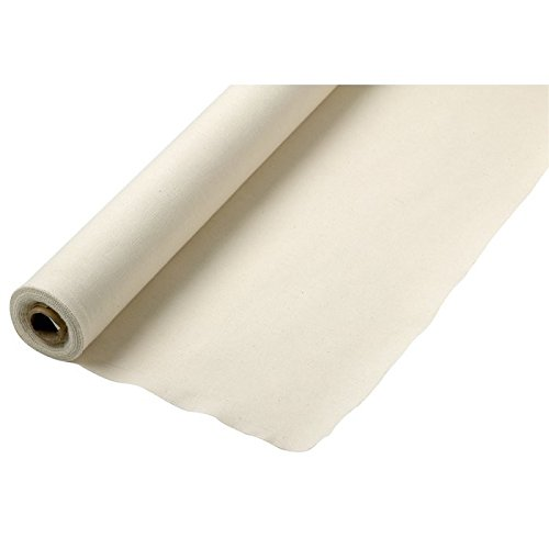 Fredrix Unprimed 548 Cotton Roll: 6 yds. x 60'', 12 oz.