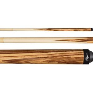 Players Exotic Design Series E-5100 Sneaky Pete Two-Piece Pool Cue Style: 19 oz.