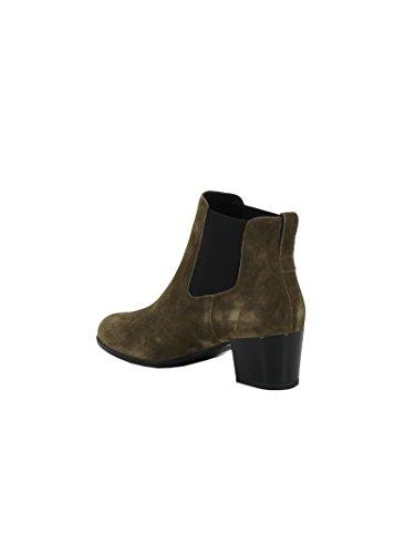 Hogan Brown Women's Suede Boots HXW2720W890BYES814 Ankle EHHw4q