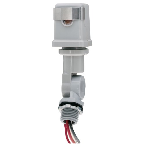 Intermatic K4223C 277-Volt Stem and Swivel Mount Position Thermal Photocontrol