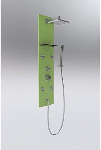 Glass columna, color verde: Amazon.es: Bricolaje y herramientas