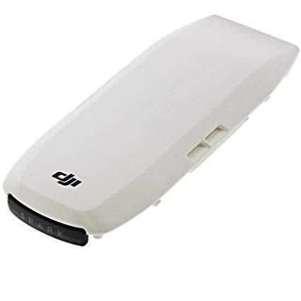Cover carcasa para drone DJI Spark - blanca (xsr)