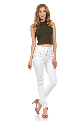 Discount Pasion Women's Jeans - Skinny - Style N3005 free shipping
